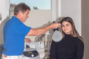 Behandlung mit Magnetfeldtherapie